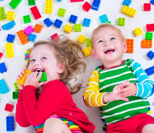 Okres buntu dwulatka a odpowiednie zabawki